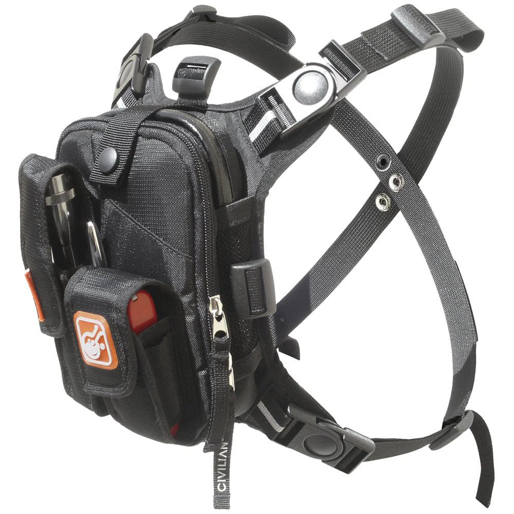 Best Concealed Carry Chest Holsters For Backpacking And