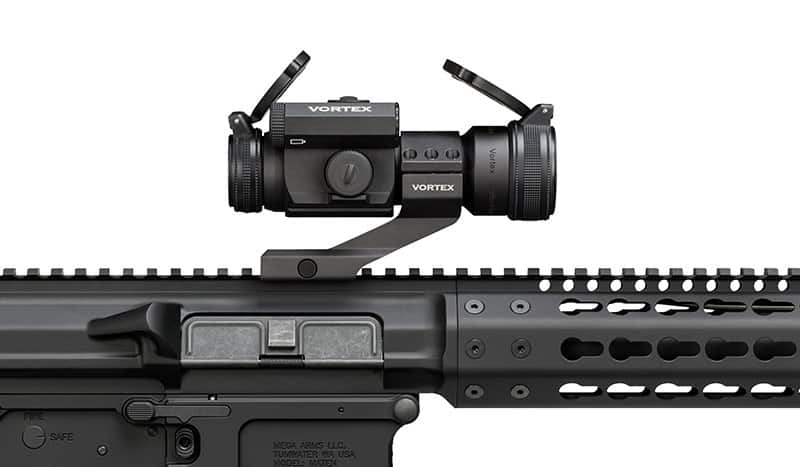 Vortex Strikefire 2 is The best red dot for the money