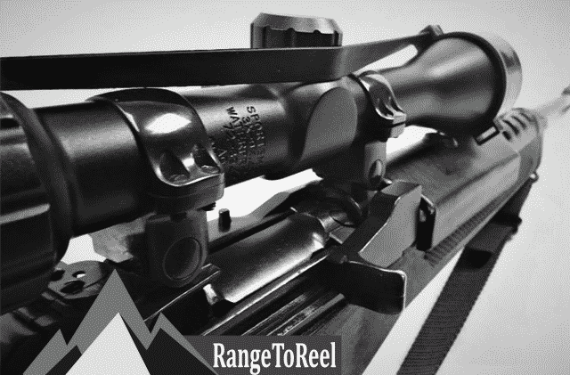 the best ruger mini 14 scope for your new ranch rifle rangetoreel
