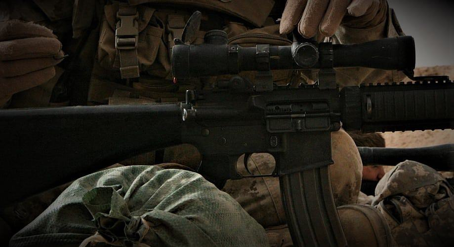 Best DMR Scope Designated Marksman Rifle