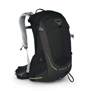 161d349ef13e Hiking backpack that you choose it s going to depend on how much gear you  actually need to carry. Personally I like to use my Osprey Stratos 24L Pack  on the ...