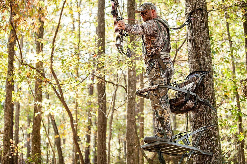 What S The Best Bow Hunting Tree Stand Height Rangetoreel