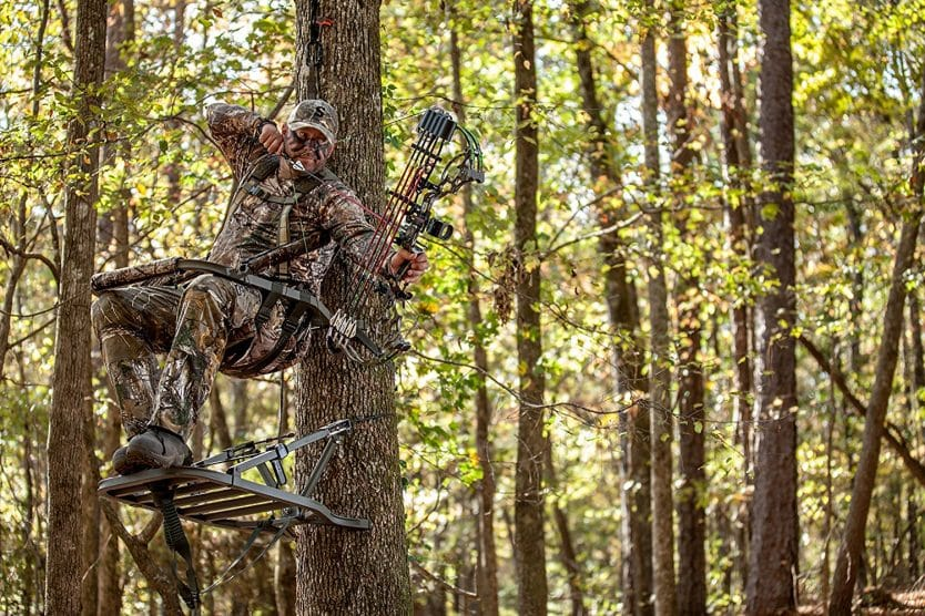 Improve Your Hunting Tree Stand Deer Hunting Tips